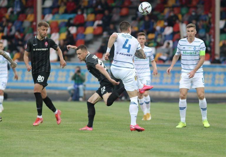 جام حذفی اوکراین  زوریا در حضور صیادمنش و زاهدی از قهرمانی بازماند