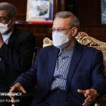 ثبت نام «علی لاریجانی» در انتخابات قطعی شد