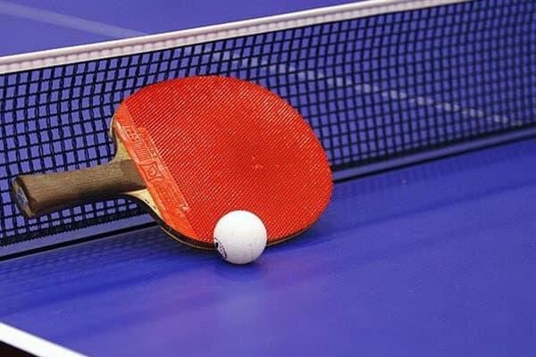 حضور داور تنیس روی میز مرکزی در رقابتهای انتخابی المپیک توکیو