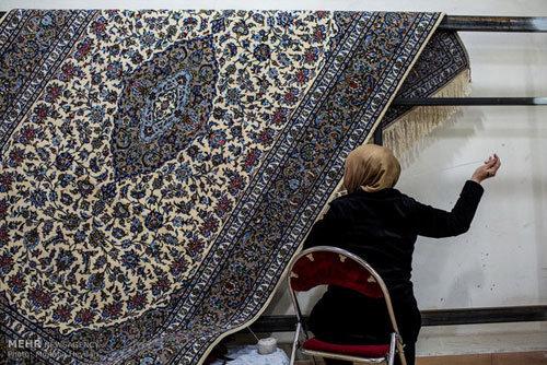 توسعه صادرات فرش دستباف ایرانی با راهاندازی خانههای فرش