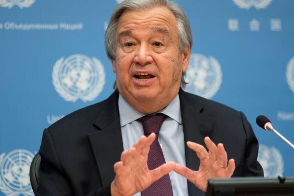 دبیرکل سازمان ملل خواستار پایان «فوری» مخاصمات در اراضی اشغالی شد