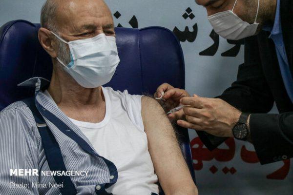 بیش از ۱۵ درصد سالمندان آذربایجانشرقی مقابل کرونا واکسینه شدند