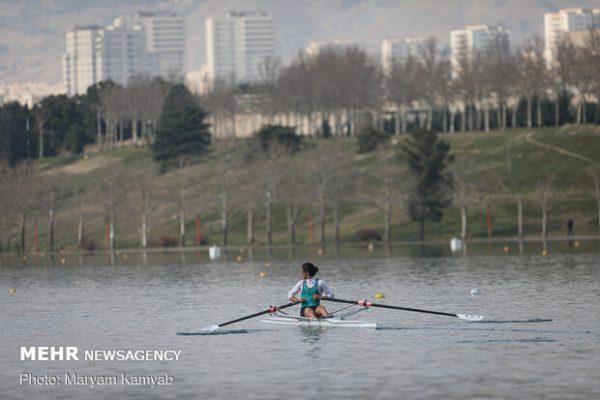 طوفان مسابقات انتخابی المپیک روئینگ را به تعویق انداخت