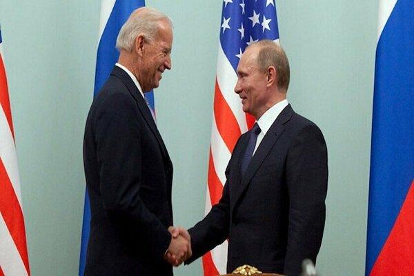 ابراز امیدواری بایدن برای دیدار با پوتین در سفر اروپایی