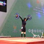 وزنهبرداری جوانان جهان| باجلانی در یک ضرب به مدال نرسید؛ هشتمی مجموع برای نماینده ایران