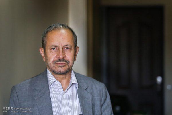 «علیرضا افشار» در انتخابات ریاستجمهوری سیزدهم ثبتنام کرد