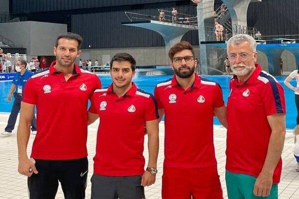 دست شیرجه روهای ایران به المپیک نرسید