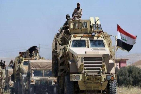 شهادت ۱۰ نیروی امنیتی عراقی در پی انفجار تروریستی در بغداد