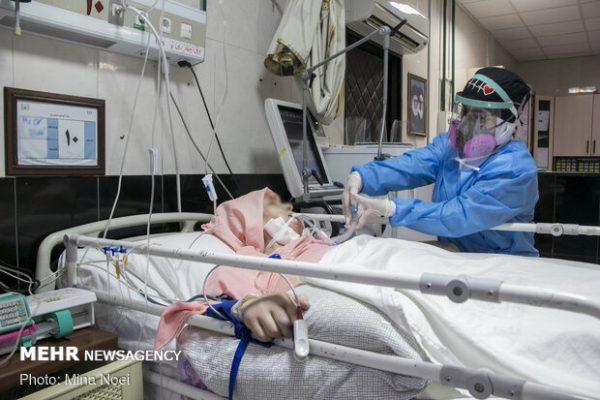 نفس گیری کرونا در اردبیل با فوت ۱۰ بیمار /۷۸ بیمار بدحال هستند