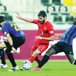 جام حذفی قطر| حذف یاران محمدی با قبول شکست مقابل شاگردان ژاوی