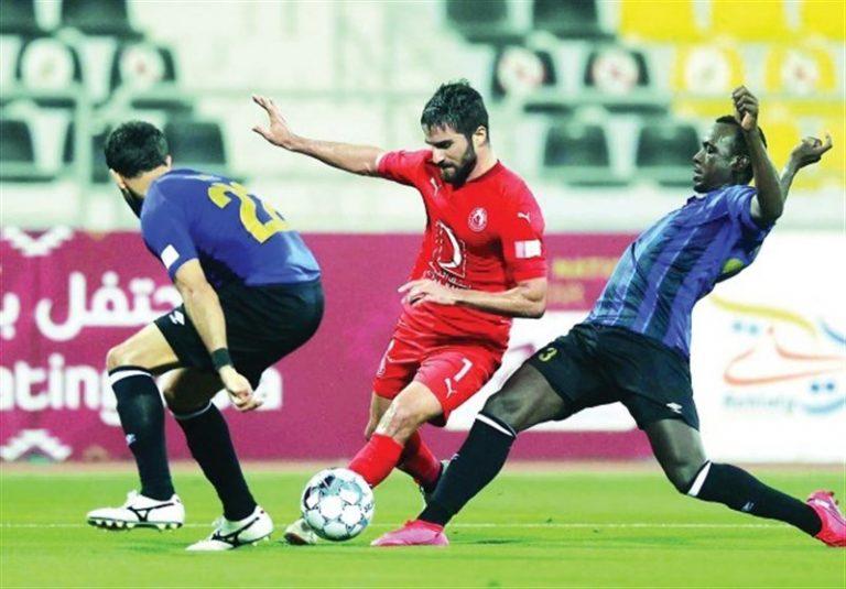جام حذفی قطر  حذف یاران محمدی با قبول شکست مقابل شاگردان ژاوی