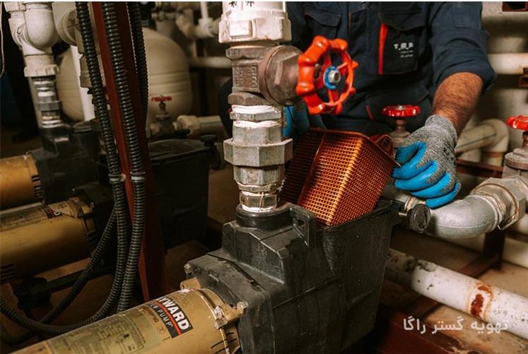 تهویه گستر - دلایل اصلی خرابی پمپ آب و روش سرویس پمپ ساختمان
