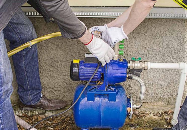 راگا - دلایل اصلی خرابی پمپ آب و روش سرویس پمپ ساختمان