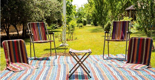 صندلی مسافرت - صندلی مسافرتی، راحت و ارزان، مخصوص تابستان