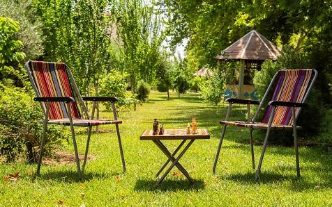 صندلی - صندلی مسافرتی، راحت و ارزان، مخصوص تابستان