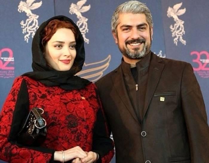 مهدی پاکدل و بهنوش طباطبایی - مهریه عجیب بازیگران زن ایرانی
