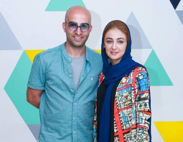 ویدا جوان و همسرش - مهریه عجیب بازیگران زن ایرانی