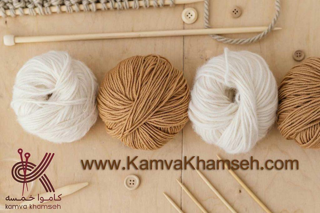 کاموا 1024x681 - کاموا ، مکرومه ، تریکو و انجام کارهای هنری را دوست دارید ؟