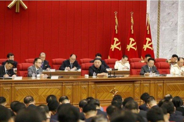 پایان جلسه ۴ روزه کمیته مرکزی حزب حاکم بر کره شمالی