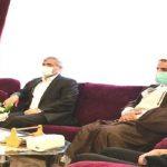 دیدار دادستان عمومی و انقلاب تهران با جانباز دفاع مقدس