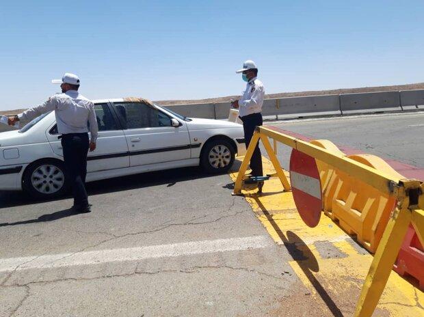 اجرای محدودیتهای تردد ادامه دارد/ فرمانداریها مجوز سفر میدهند