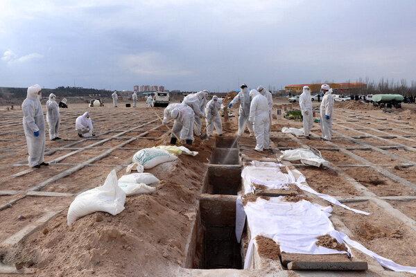 ۲۱۴۴ مبتلا به کرونا در شیراز جان باختند