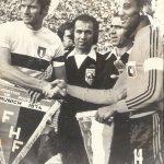 عکسی خاطره انگیز از داور پرافتخار فوتبال کشورمان در جام جهانی ۱۹۷۴