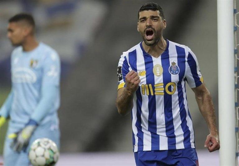 طارمی در تیم منتخب لیگ برتر پرتغال + عکس