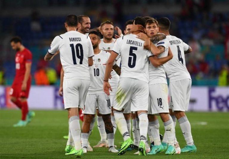 یورو 2020| طوفان ایتالیا مقابل ترکیه در بازی افتتاحیه/ مردان مانچو گام نخست را محکم برداشتند