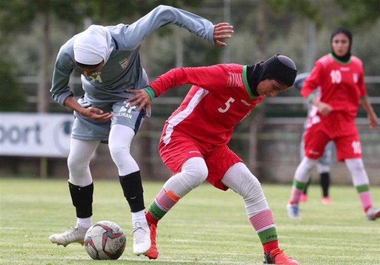 تیم فوتبال جوانان بانوان به تاجیکستان اعزام شد