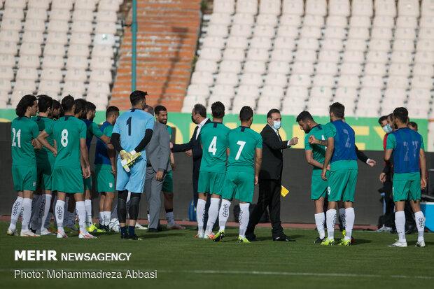 اقدام رئیس فدراسیون فوتبال برای پرداخت پاداش برد بحرین