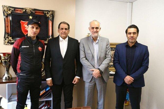حضور یحیی گل محمدی در دادسرا بابت ویدئوی جنجالی