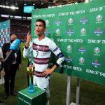 یورو 2020| رونالدو: در یک بازی سخت، پیروزی مهمی کسب کردیم