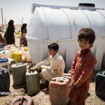 آمادهباش هلالاحمر برای تأمین آب پایدار در مناطق دچار خشکسالی