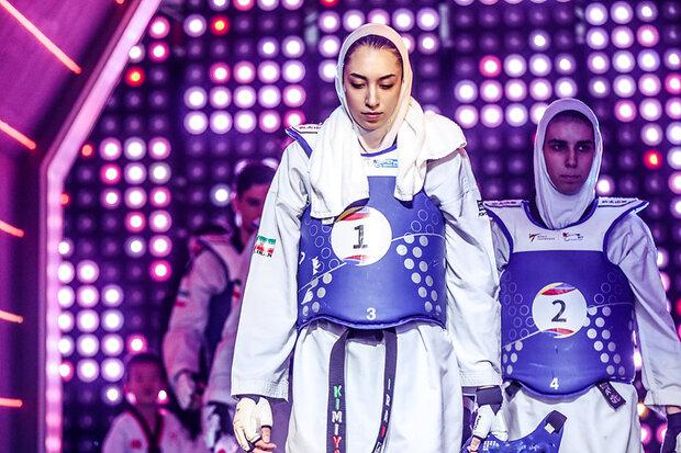 سه تکواندوکار ایرانی مجوز حضور در المپیک را کسب کردند