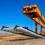 4400 کیلومتر خط آهن کجا ساخته شد؟