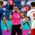 یورو 2020| هاتگان داور بازی ایتالیا – ولز شد