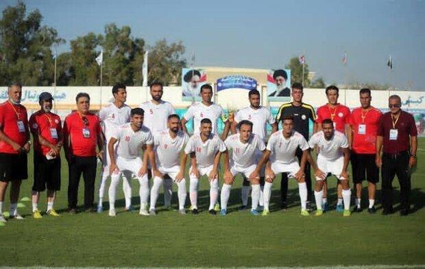 تیم فوتبال ناشنوایان ایران به بازیهای المپیک راه پیدا کرد