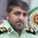 کسب رتبه نخست دفتر فرماندهی انتظامی تهران بزرگ در اشراف فرماندهی