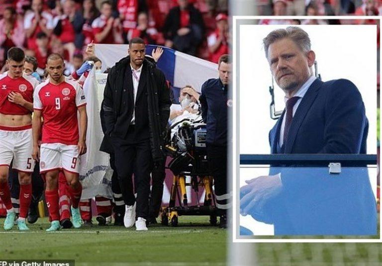 یورو 2020| انتقاد اشمایکل از یوفا بابت ازسرگیری دیدار دانمارک – فنلاند