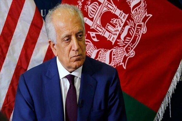 خلیلزاد با تیم مذاکره کننده افغانستان دیدار کرد