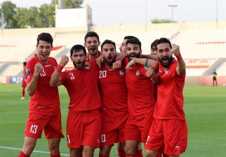 انتخابی جام جهانی 2022  صعود سوریه و شکست شاگردان برانکو/ نتایج و جداول گروهها در قاره آسیا