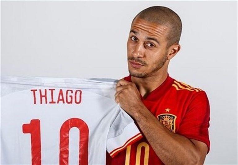 یورو 2020  تیاگو: بازی خوبی مقابل سوئد به نمایش خواهیم گذاشت/ لیگ برتر ریتم متفاوتی دارد