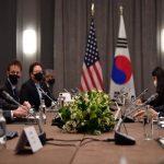 تأکید واشنگتن و سئول بر پایبندی به خلع سلاح هسته ای شبه جزیره کره