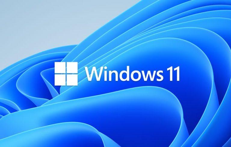 مایکروسافت رسما ویندوز 11 را معرفی کرد