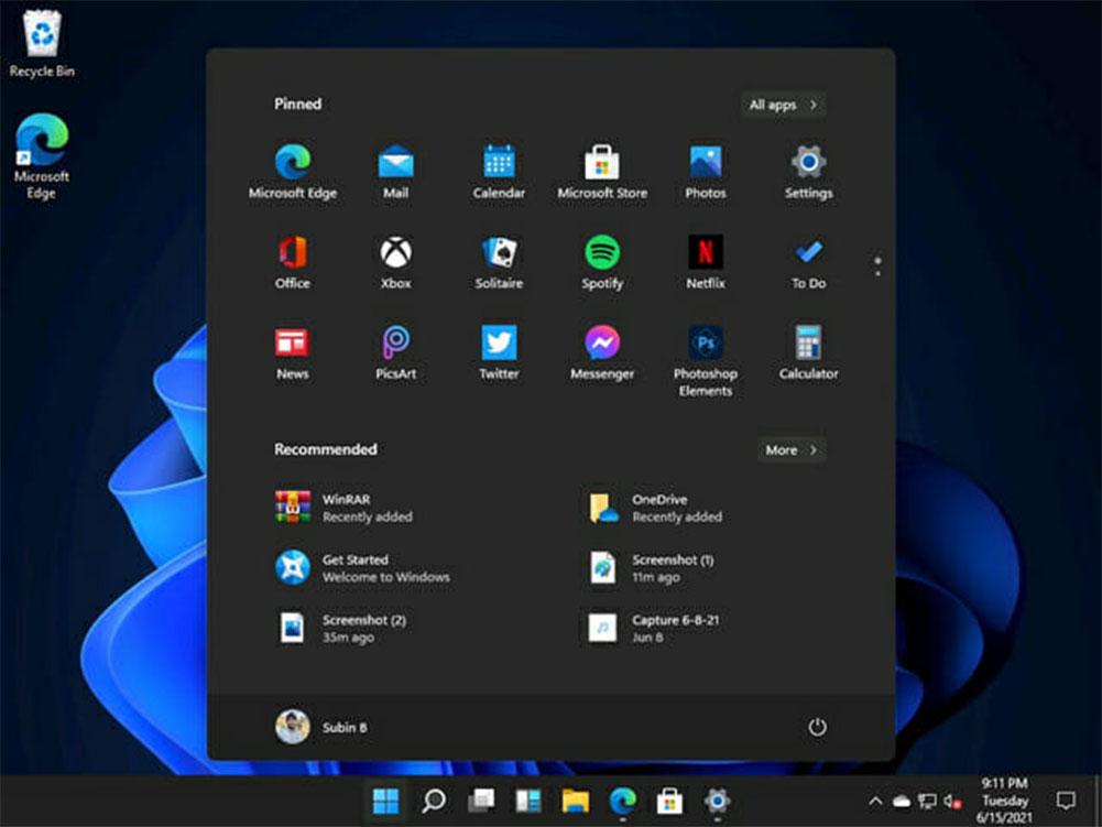 a2 - مایکروسافت رسما ویندوز 11 را معرفی کرد