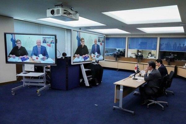 ژاپن خواستار ارتقا روابط خود با استرالیا به سطح جدیدی است