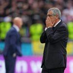 یورو 2020| سانتوس: گل زدن به تیمهای دفاعی کار آسانی نیست/ در مقطعی از بازی دچار استرس شده بودیم