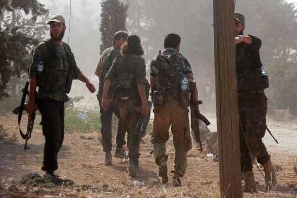 «جبهه النصره» ۴۵ مرتبه مناطق کاهش تنش در سوریه را هدف قرار داد