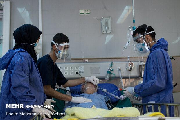 ستادهای انتخاباتی منبع شیوع کرونا در اردبیل/ ۲۰۶ بیمار بستری شدند